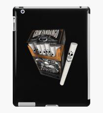 GRIM FANDANGO – Calavera's Choice iPad Case/Skin
