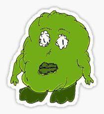 Fluff the Slimer Sticker