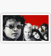 The Lost Boys Sticker