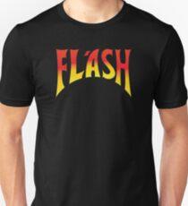 Flash Gordon - Red/Yellow Logo Unisex T-Shirt