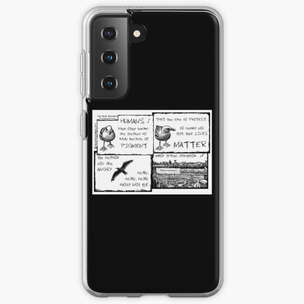 One-Eyed Bernard, Episode #02. Case & Skin for Samsung Galaxy