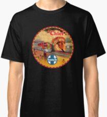 Sante Fe Railroad Big Chief Classic T-Shirt