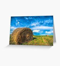 The Prairies Greeting Card