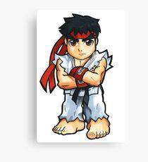 Ryu Canvas Print