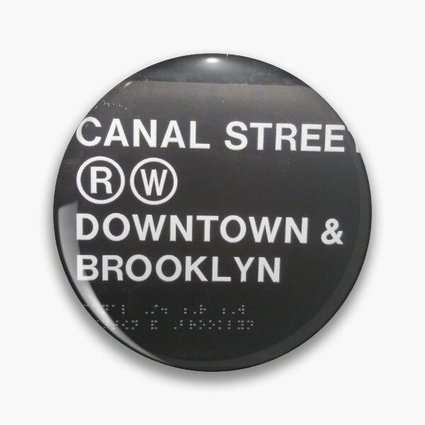 Street, City, Buildings, Photo, Day, Trees, New York, Manhattan, Brooklyn Pin