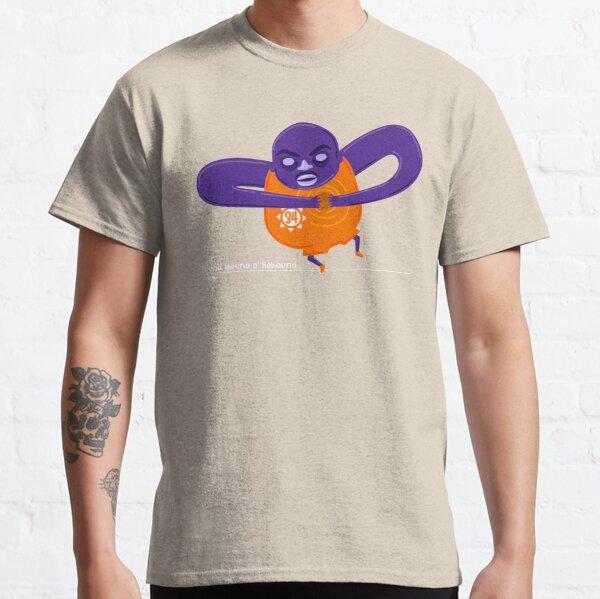 Charles Barkley Rebounds NBAlien Classic T-Shirt