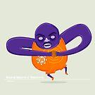 Charles Barkley Rebounds NBAlien by mykowu