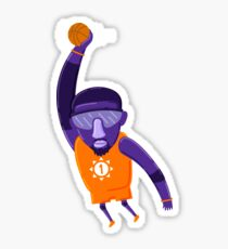 Amare Stoudemire STAT NBAlien Sticker