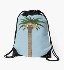 Alola Long-Necked Exeggutor Drawstring Bag