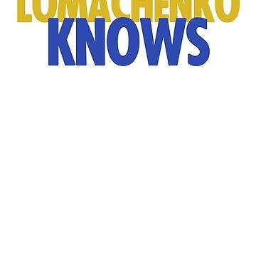 """Vasyl Lomachenko """"Knows"""" by MartialMania"""