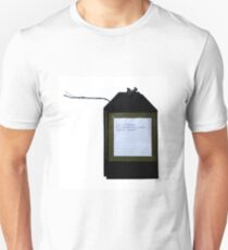 Poetry Tags T-Shirt