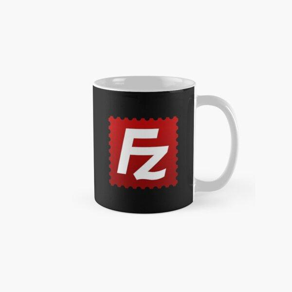 FileZilla  Classic Mug