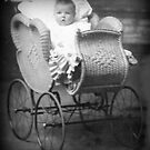 Baby in Buggy by katpix