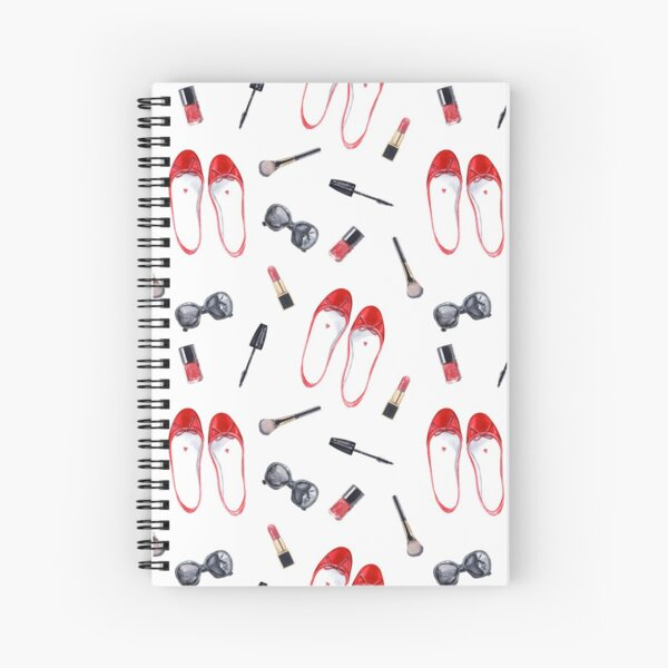 Elevate Your Personal Style Pattern A Spiral Notebook