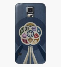 EPCOT Center iPhone and TShirt Case/Skin for Samsung Galaxy