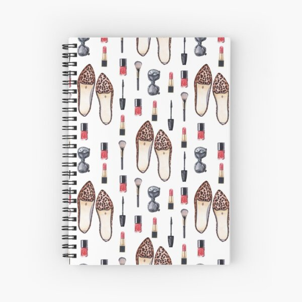 Elevate Your Personal Style Pattern B Spiral Notebook