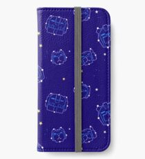 space lions iPhone Wallet/Case/Skin