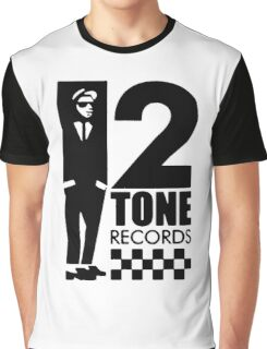 2 Tone Records Raglan Sleeve T-Shirt