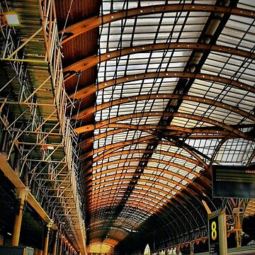 Paddington Station, London by lenzart