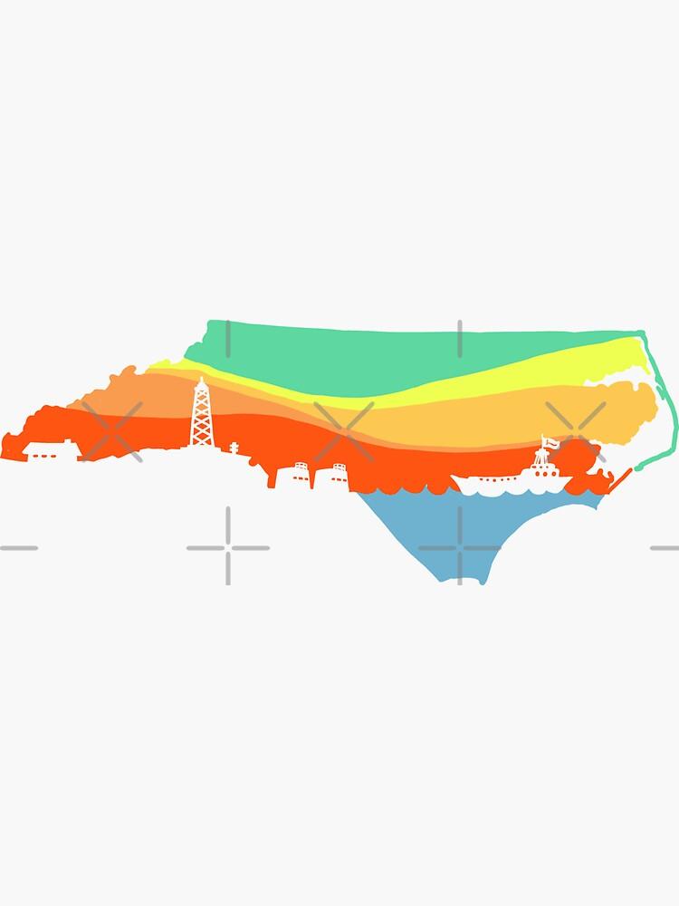 North Carolina by barmalisiRTB