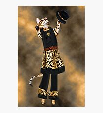 *•.¸♥♥¸.•* MEOW-ITS ME BABY WITH YOUR WAKE UP CALL - HOW DO U LIKE ME NOW *•.¸♥♥¸.•*  Photographic Print