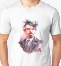 Watercolor Delgado!Master 2 transparent version T-Shirt