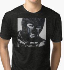Smoke purp Tri-blend T-Shirt