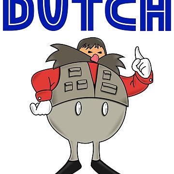 Zeb Coulter/Dutch Mantel Dr Eggman (sonic the hedgehog/wrestling)) by Waygood83