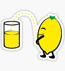 Limonade Sticker