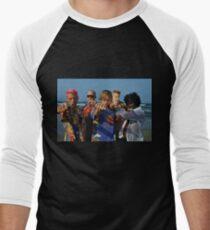 leonardo dicaprio 'romeo and juliet' t shirt Men's Baseball ¾ T-Shirt