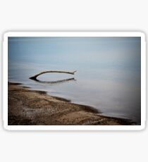 Lake Erie Tranquility 2 Sticker
