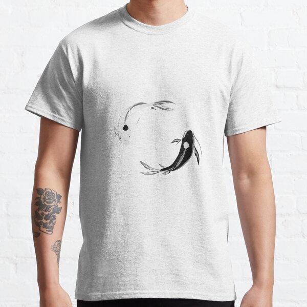 Yin Yang Koi - Avatar T-shirt classique