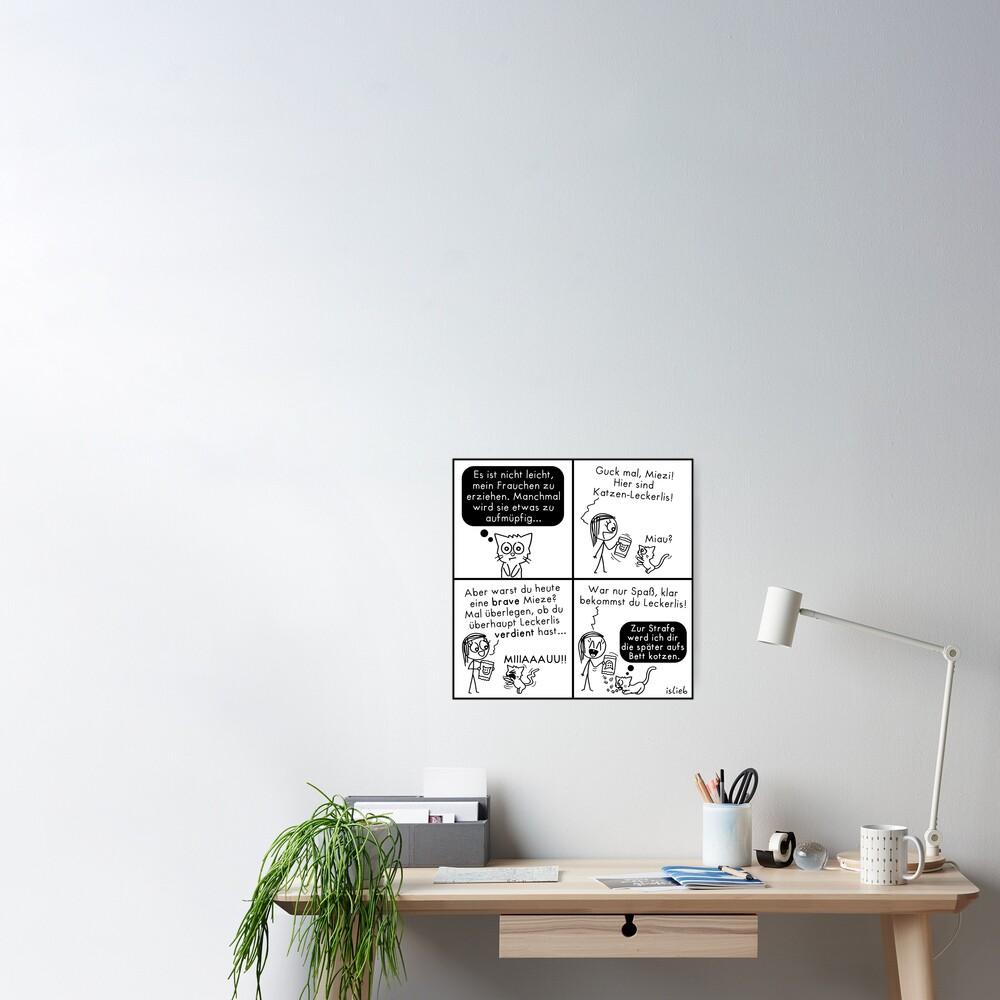 Leckerlis Poster