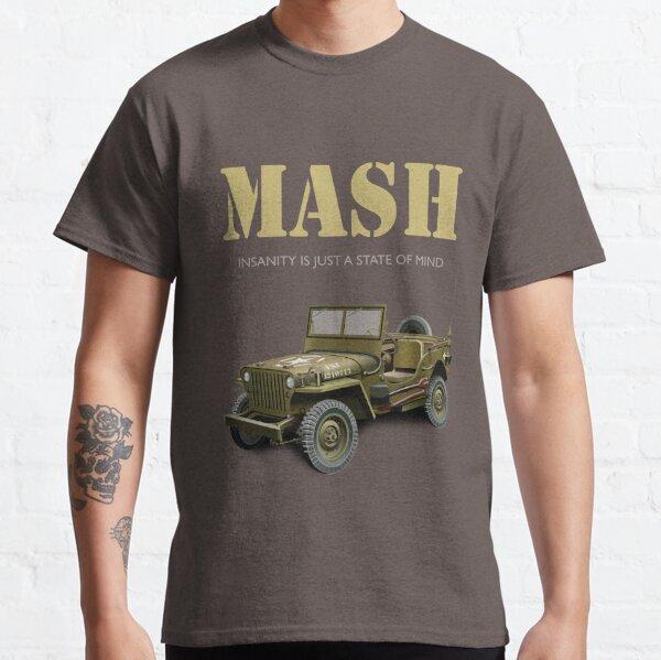 Mash TV series poster Classic T-Shirt