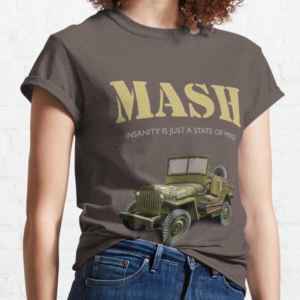 Poster zur Mash-TV-Serie Classic T-Shirt