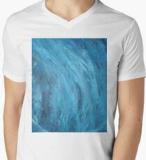 Blue Ice Men's V-Neck T-Shirt