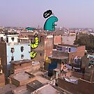 Monsters of Delhi - Stalker and a Hottee by Nitin  Kapoor