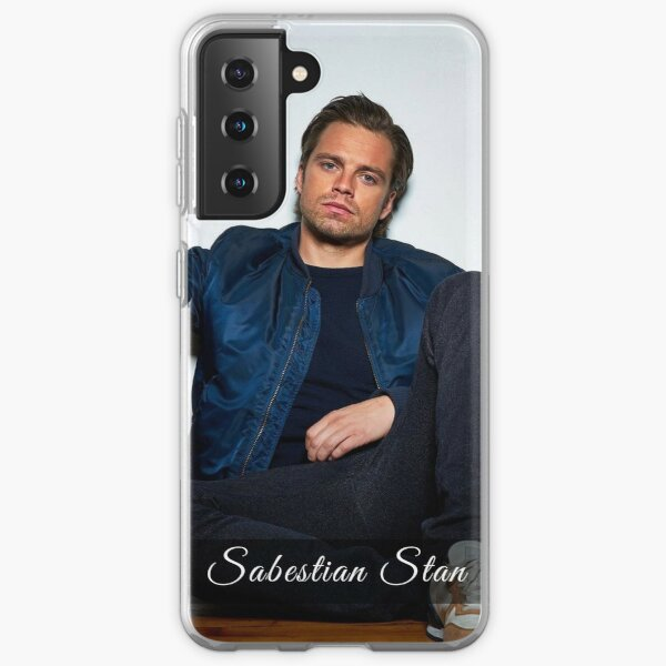 Sebastian Stan Handsome Beast 5 Samsung Galaxy Soft Case