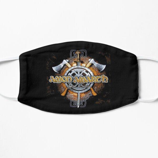 Best Design Art Swedish death metal melodic band from Tumba Flat Mask