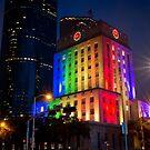 Houston City Hall by Eric Tsai