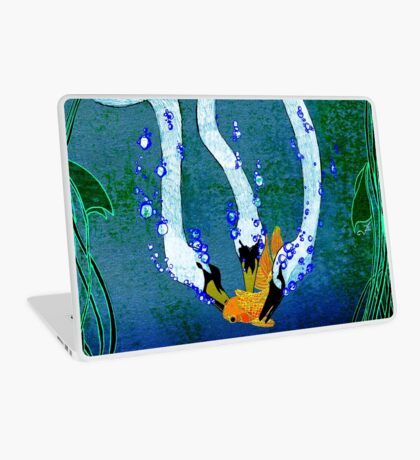 Swan Lake Laptop Skin