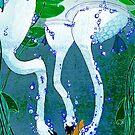 Swan Lake by Jessie Boulard