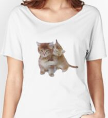 Love Kittens Women's Relaxed Fit T-Shirt