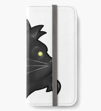 Seth the Cat iPhone Wallet