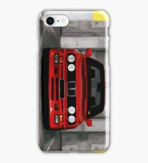 Red Sports Car - Front iPhone Case/Skin