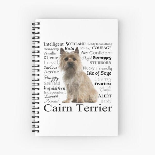 Welsh Terrier Notebook by Curiosity Crafts