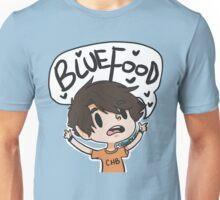 BLUE FOOD Unisex T-Shirt