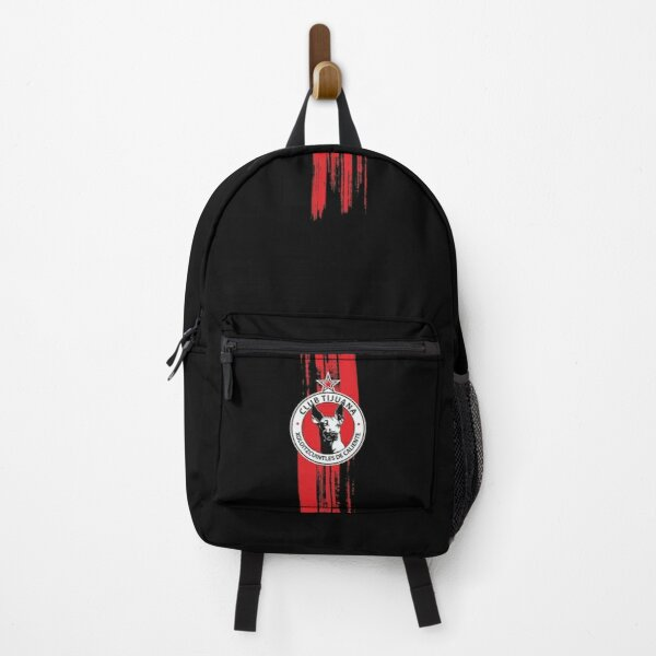 All for this colours, my heart is Tijuana, Mexico Backpack