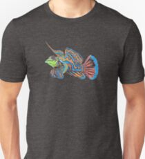 Mandarin Fish T-Shirt