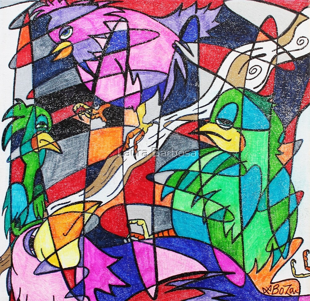 Birdology by Laura Barbosa
